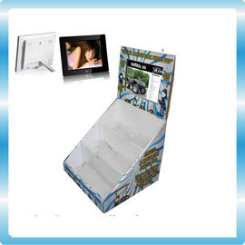 China Funky TFT POP LCD Display 8 Inch Digital Photo Frame With Cardboard Display supplier