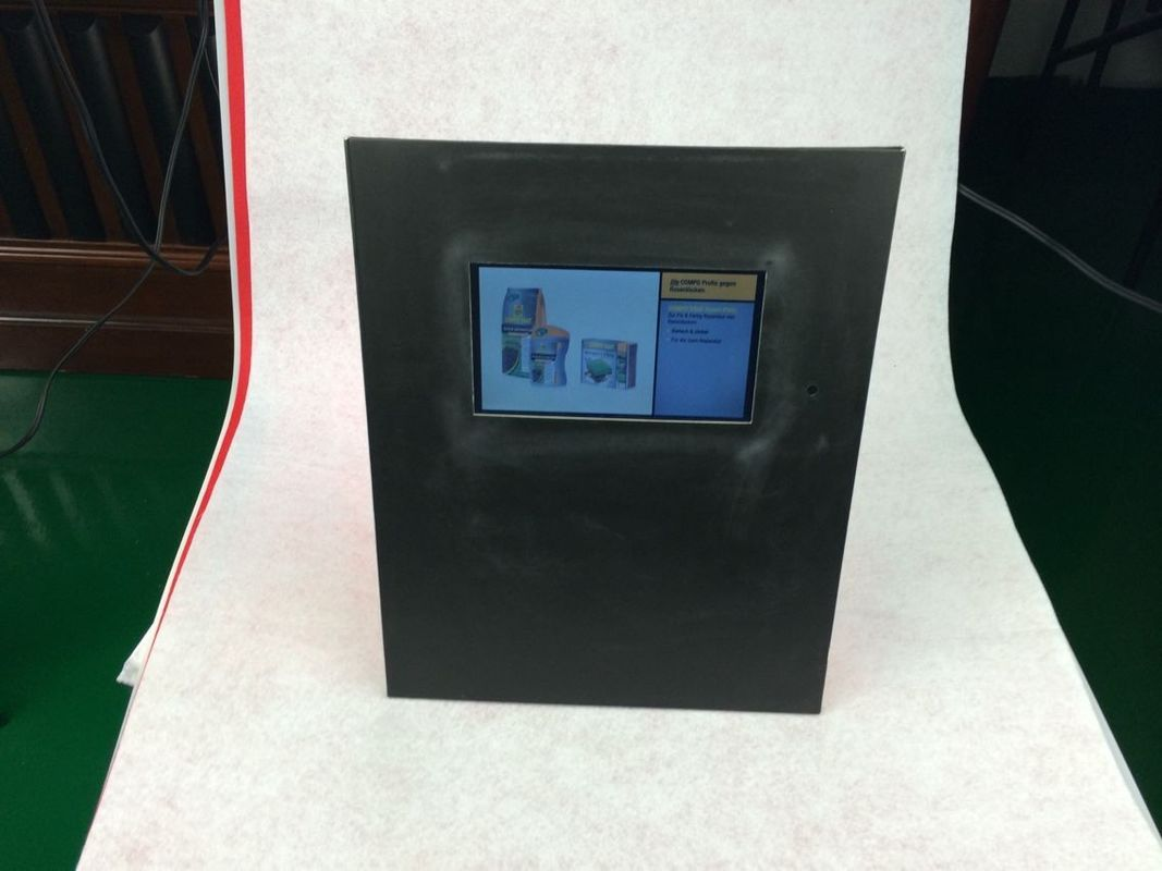 15 Inch Digital Photo Frame With Cardboard Display For Video Play ...