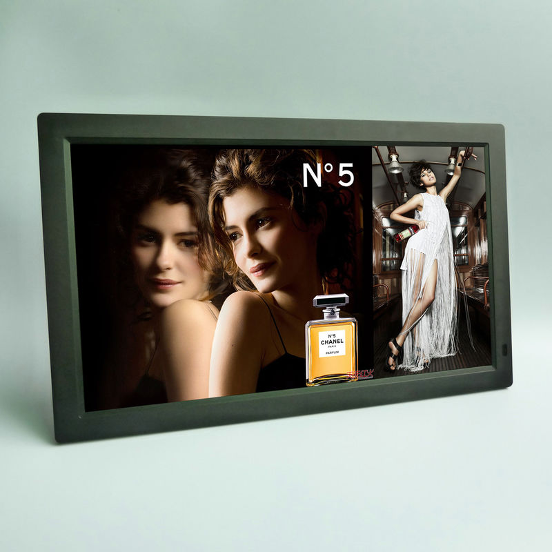 "MPEG 18.5"" 350cd/m2 1336*768px hd digital photo frame"
