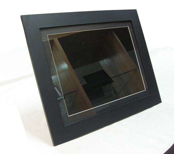 Cool Wooden 15 Inch Hd Digital Photo Frame Usb 20 Electronic