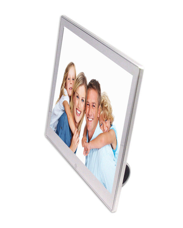 8 inch video audio usb 20 battery operated digital photo frame 250cdm2