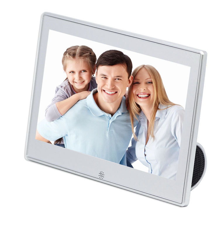 china hd friendship baby battery operated digital photo frame with 8ms responsive time supplier