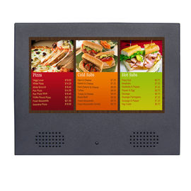 China OEM High Resolution LCD Digital Photo Frame With Speaker In Front factory