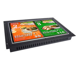 Open Frame Standalone Wall Mounted Digital Signage Outdoor HD