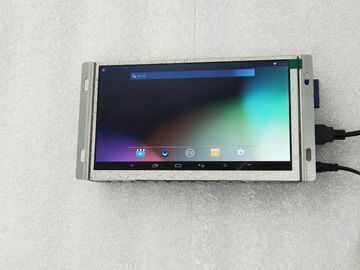 Programmable 7'' Touch Screen Digital Picture Frame LCD Monitor With Android O.S 6.0