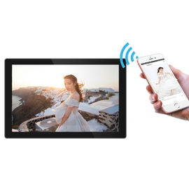 Android 8.1 WiFi Cloud Touch Screen Digital Photo Frames 10 Inches