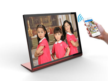 New arrival 10 inches FHD IPS Screen Cloud WiFi Digital Picture Frame with Touch Panels
