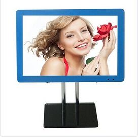 China High Resolution 10 inch USB 2.0 LCD POP Display Screen With Metal Stand factory