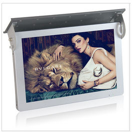 Video / Audio / Photo 22 Inch Wall Mounted Digital Signage with 8ms Responsive Time