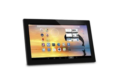 China Personalized 18.5 Inch Capacitive Touch Screen Digital Photo Frames 400cd/m2 distributor